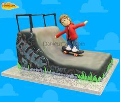 Pista de Skate - Daniel's Cake