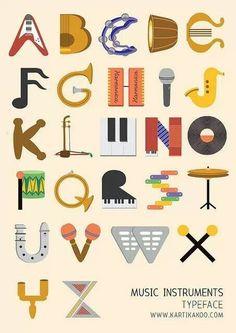 Musical Fonts