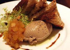 frances :: chicken liver mousse and rosé