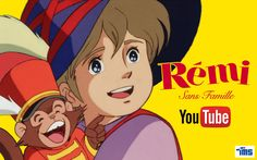 Tremblez jeunes adultes, la série animée qui a traumatisée toute une génération de bambins arrive sur Youtube. La société TMS qui détient les droits de cette série de 1977 adaptée duromanfrançaisd'Hector Malot, vient de mettre en ligne les 51 épisodes de Rémi Sans Famille(Gratuits et en HD). On se souvient de la célèbre voix du… Log Horizon, Remi Sans Famille, Star Trek Poster, Emission Tv, Big Barda, Lovely Complex, 80 Cartoons, Novels To Read, Infancy