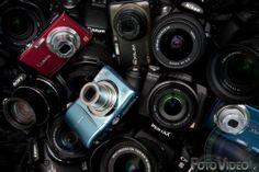 Nieuwe camera's in 2014 - wat komt er aan? Binoculars