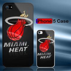 Miami Heat iPhone 5 Case