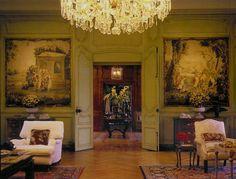 Living Rooms - Interior Design Photo Gallery - Timothy Corrigan