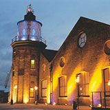Trinity Buoy Wharf - Dockland's most exciting arts quarter. Bbc London, East London, Event Venues, Wedding Venues, Wedding Organiser, Trinity House, Harbor Lights, Wedding Venue Inspiration, London Places