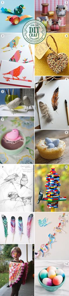 March DIY Craft Challenge by Adventures In Making
