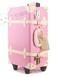 girls on tour pink suitcase, pink luggage set (516x640) | #31 WISH ...