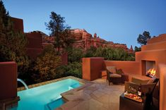 Enchantment Resort, Sedona, Arizona: Rated 9.1