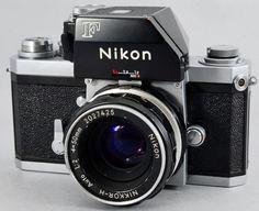 Nikon F - Sérials qui donnent l'année de fabrication