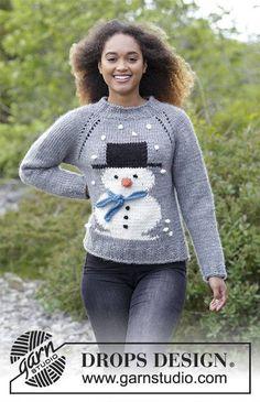 Sneeuwpop trui