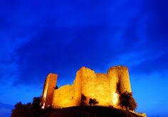 Castello di Scarlino middle ages castle in Maremma Italy