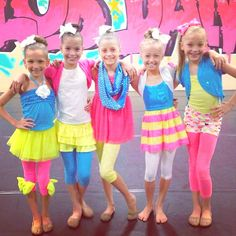 Fresh Faces is a group of 5 talented dancers from Club Dance Studio that have been seen on America's Got Talent!