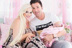 Daniela Katzenberger und Lucas Cordalis sind vor wenigen Wochen Eltern von Töchterchen Sophia geworden.