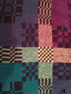 Large Vintage Welsh Tapestry Blanket With Certificate | eBay