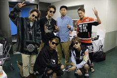 Imaichi Ryuji & Iwata Takanori & Naoto & Keiji & Takahiro & Usa
