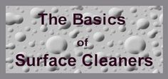 Surface Cleaners - Autobodystore