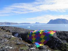 Blanket made in Greenland