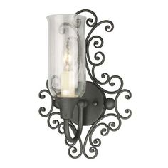 Del Sol One-Light Wall Sconce