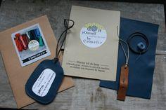 Kit de démarrage de couture du cuir à la machine