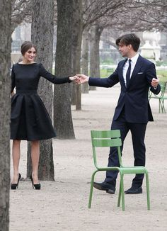 Olivia Palermo Photo - Olivia Palermo and Johannes Huebl Capture Their Romance In The Park