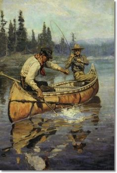 antique fishing photographs - Google Search