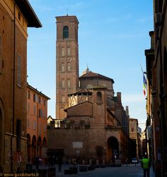chiesa di san giacomo maggiore-oratorio di santa cecilia-resti mura dei mille del sec.XIII
