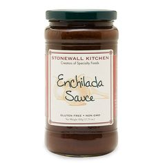Enchilada Sauce - When it comes to recreating regional and cultural recipes, we always use the best and most flavorful ingredients to capture that truly authentic taste. For our Enchilada Sauce we combined genuine Ancho and Pasilla chillies, roasted tomatoes, garlic and spices to honor the cooking traditions of this fabled sauce. Enjoy Tex-Mex at its best!