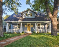 dark blue house white shutters   Appealing at the curb   Pinterest ...