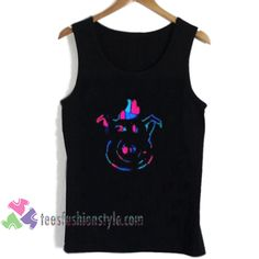 Cute dirty pig tanktop shirt unisex custom clothing Size S-3XL //Price: $14.99  //