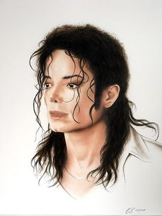 MICHAEL JACKSON PAINTING ... awesome!!