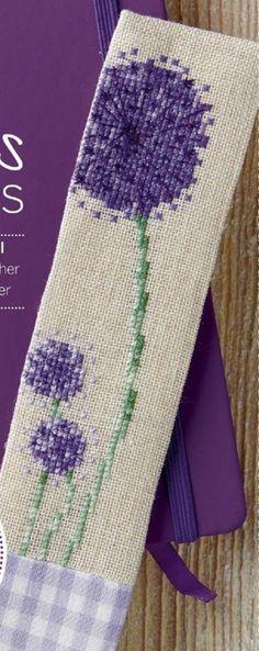 Мое хобби — вышивка и вязание. » Blog Archive » Закладки. Схемы вышивки