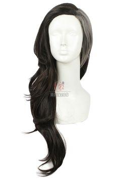 Buy 75cm Long tokyo ghoul uta Cosplay Wig Straight Mixed black and gray hair