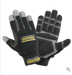 Mechanic Gloves, Leather Industry, Finger, Palm, Closure, Spandex, Website, Top, Fingers