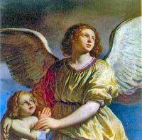 Guardian Angel Catholic News, Catholic Art, Guardian Angels, The Guardian, Bernard Of Clairvaux, Family Scripture, Saint Gabriel, Birth Of Jesus Christ, Evening Prayer