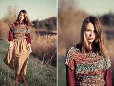 stephanie / beaux mondes  welland sweater