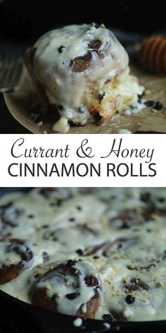 Currant and Honey Cinnamon Rolls - these homemade cinnamon rolls are stuffed up with currants, honey and cinnamon and topped off with an amazing Vanilla cream cheese icing. Best Nutrition Food, Fruit Nutrition, Health And Nutrition, Health Tips, Proper Nutrition, Cinnamon Roll Icing, Honey And Cinnamon, Cinnamon Rolls, Pineapple Health Benefits
