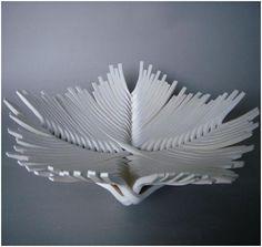 Japanese ceramic ware  by Hattori Tatsuya