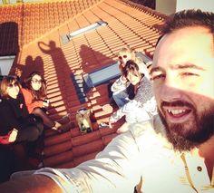 Ante la duda la más tejuda #madrid #tejado #lalatina by felixgalvezporro