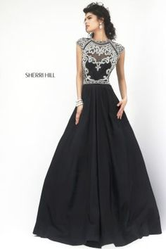 Stunning dress by Sherri Hill style number  4332