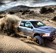 Ram runner is a very cool truck.....