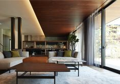 The Forest BF|木造注文住宅の住友林業 Ceiling Plan, Interior Design Images, False Ceiling Design, Modern House Design, Interiores Design, Home And Living, Living Room Decor, Interior Decorating, New Homes