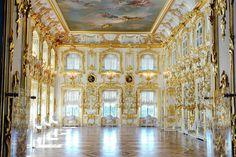 Il grande Palazzo di Peterhof