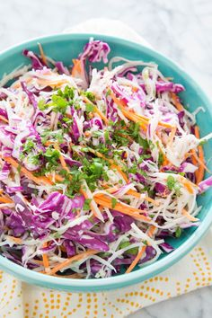 Recipe: Kohlrabi and Carrot Slaw — Recipes from The Kitchn