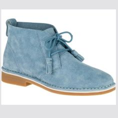 d430d236e68 Suede leather upper in a classic Chukka desert boot style. WorryFree Suede®  protective coating resists scuffs