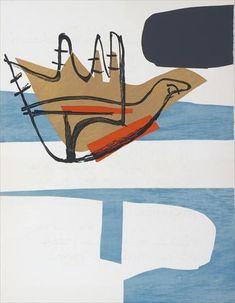 Le Corbusier - La main ouverte