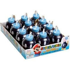 Super Mario Bombs (12ct) – Candy Pros