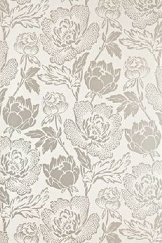 FARROW AND BALL LUXURY WALLPAPER PEONY NEUTRALS BP2303 #FarrowandBall #Wallpaper