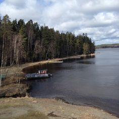 Lehmonkärjessä 15.4.2015 River, Outdoor, Outdoors, Outdoor Games, The Great Outdoors, Rivers