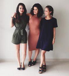"""4,535 curtidas, 73 comentários - Tudo Orna (@tudoorna) no Instagram: """"As meninas super poderosas são adultas agora!  #irmasalcantara #docinho #florzinha #lindinha"""""""
