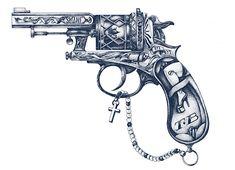pistoleta on Behance