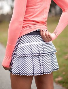Irresistible Looking Great Ladies Golf Fashion Ideas. Mesmerizing Looking Great Ladies Golf Fashion Ideas. Athletic Outfits, Athletic Wear, Sport Outfits, Tennis Outfits, Hiking Outfits, Athletic Skirts, Athletic Clothes, Running Skirts, Cute Skirts